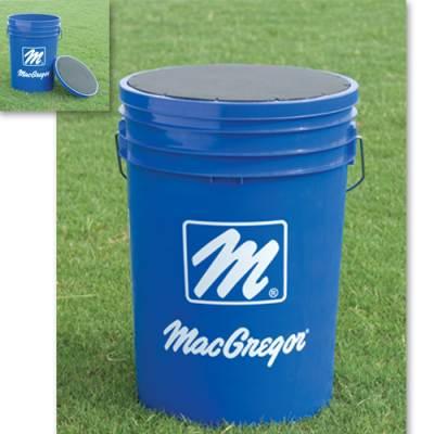 Bucket w/3dz Balls Main Image