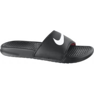 Nike Benassi Swoosh Men's Slide Sandals Main Image