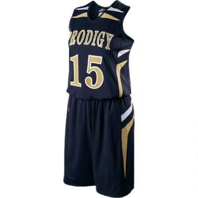 Holloway Ladies' Prodigy Jersey Main Image
