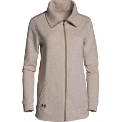 UA Women's Terry Traveler Full-Zip Jacket Main Image