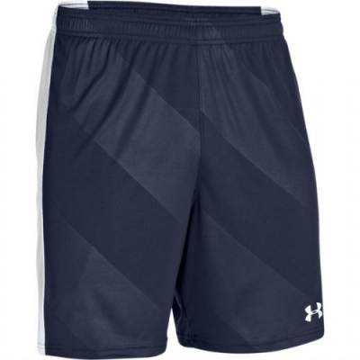 Under Armour® Fixture Youth Soccer Shorts Main Image