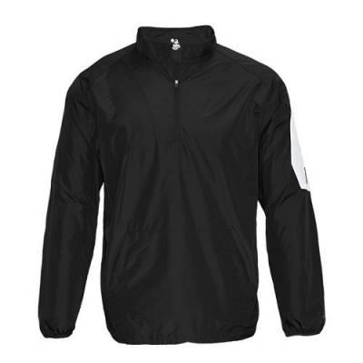 Badger Youth Sideline L/S Pullover Main Image