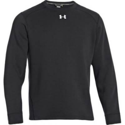 Under Armour® Rival Men's Long-Sleeve Crew Neck Fleece Sweatshirt Main Image
