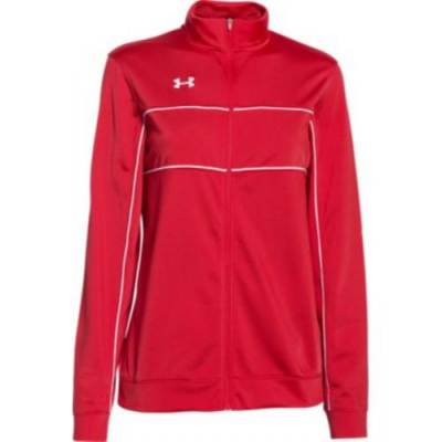 Under Armour® Women's Rival Knit Warm-Up Jacket Main Image