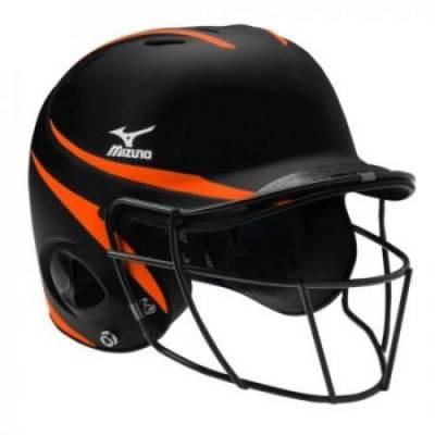 MVP Batters Helmet w/ Facemask Main Image