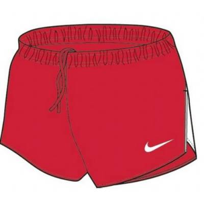 "Nike Youth Dry 2"" Challenger Short Main Image"