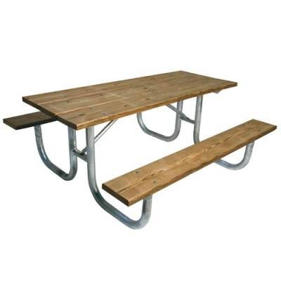 Heavy Duty Picnic Tables Main Image
