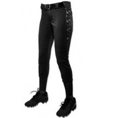 CHAMPRO Sports® Chopper Women's Low-Rise Softball Pants Main Image
