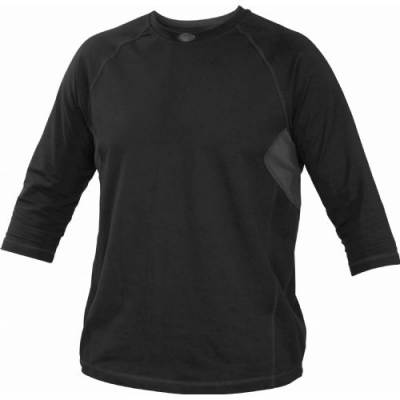 Rawlings® Runner Men's 3/4-Sleeve Baseball Training Shirt Main Image