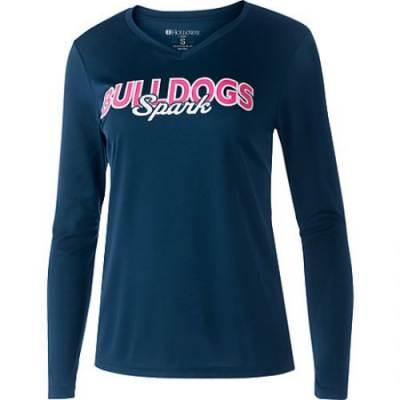 Holloway Ladies' Spark 2.0 Shirt Main Image