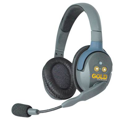 Gold Series Wireless Dual Channel Headset System Main Image