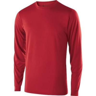 Holloway Youth Gauge LS Shirt Main Image