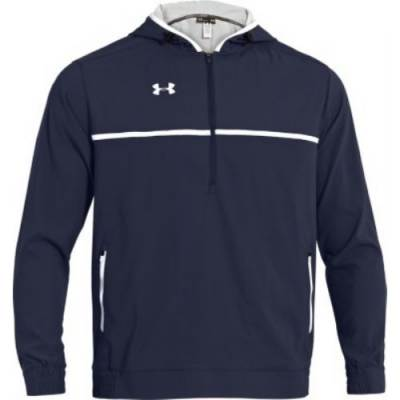 Under Armour® Win It ColdGear® Infrared 1/2-Zip Hoodie Main Image