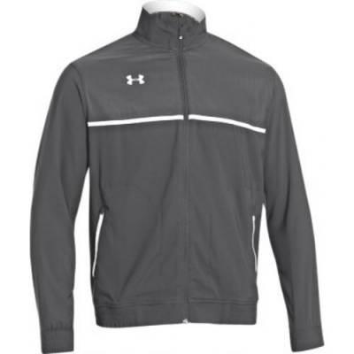 Under Armour® Win It Woven Men's Full-Zip Warm-Up Jacket Main Image