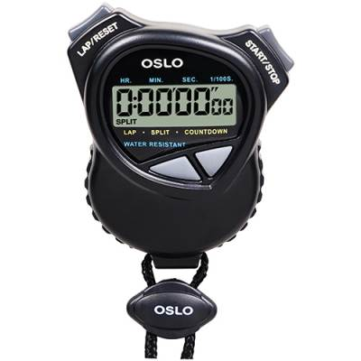OSLO 1000W Dual Stop Watch w/Count Down Timer Main Image
