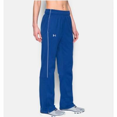 Under Armour® Women's Rival Knit Warm-Up Pants Main Image