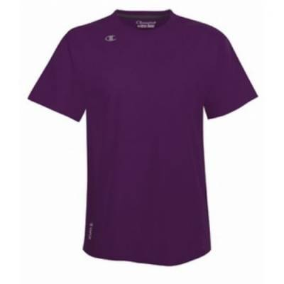 Champion® Vapor® Short-Sleeve Crew Neck T-Shirt Main Image