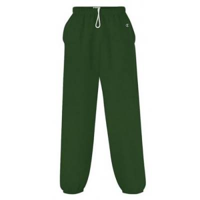Champion® Cotton Max Fleece Pants Main Image