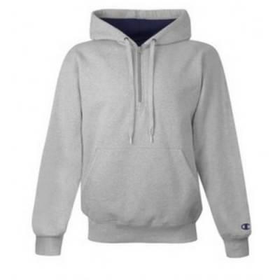 Champion® Cotton Max Fleece 1/4-Zip Hoodie Main Image