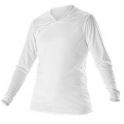 Alleson Girl's Long Sleeve Volleyball Jersey Main Image