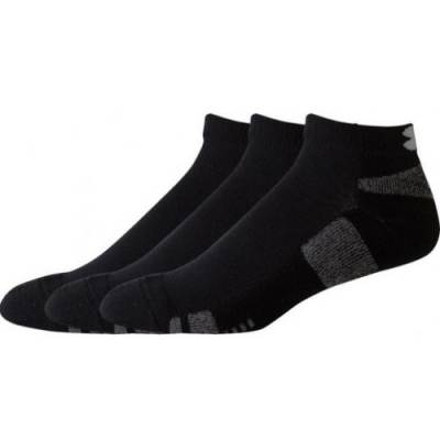Under Armour® HeatGear® Youth Low-Cut Socks (3-Pack) Main Image
