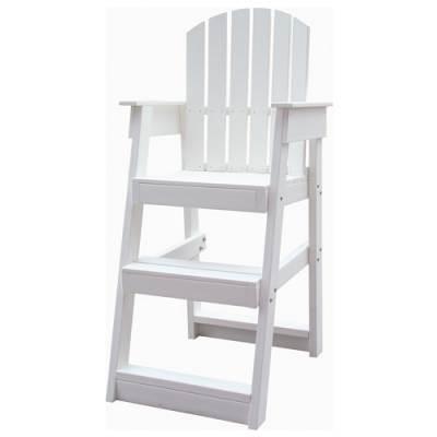 Portable Plastic Lifeguard Chair Main Image