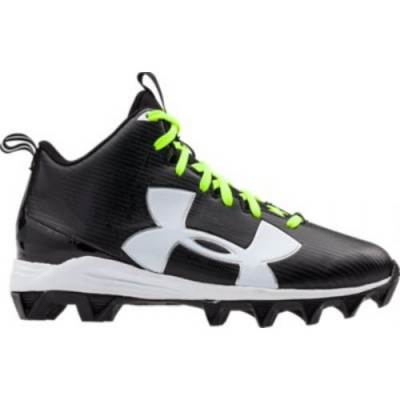 UA Youth Crusher RM Shoes Main Image