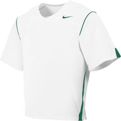 Nike Fast Break Men's Short-Sleeve V-Neck Lacrosse Game Jersey Main Image