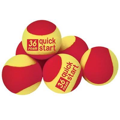 QuickStart 36' Foam Balls Main Image