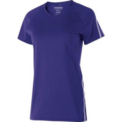 High Five Ladies' SS Solid Jersey Main Image