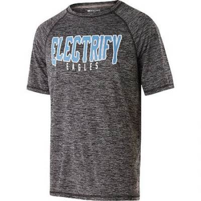 Holloway Youth Electrify 2.0 Shirt Main Image