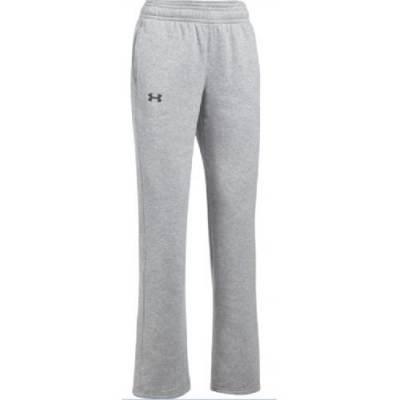 UA Women's Hustle Fleece Pant Main Image