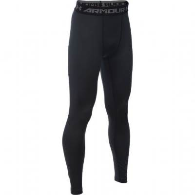 UA Youth Coldgear Armour Compression Legging Main Image