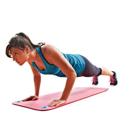 Hanging Workout Mats Main Image