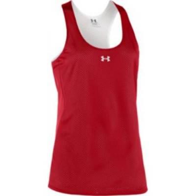 UA Women's Double-Double Reversible Jersey Main Image