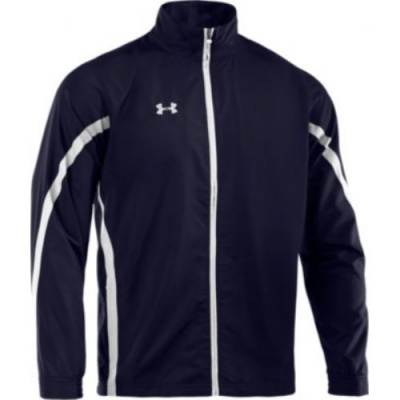 Under Armour® Essential Adults' Full-Zip Jacket Main Image