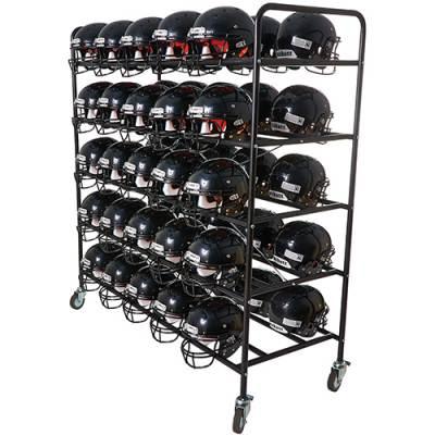 Football Helmet Cart Main Image