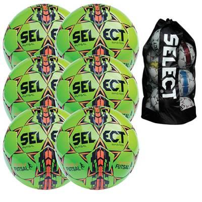 Select Futsal Master Package - 6/Pk Grn Main Image