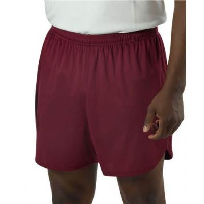 Alleson Men's Woven Track Short Main Image