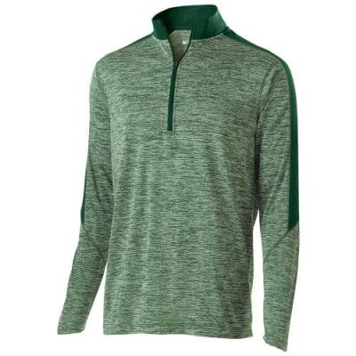 Holloway Youth Electrify 1/2 Zip Pullover Main Image