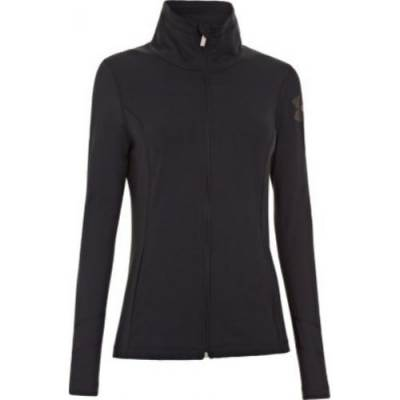 Under Armour® Perfect Team Women's Fitted Full-Zip Warm-Up Jacket Main Image