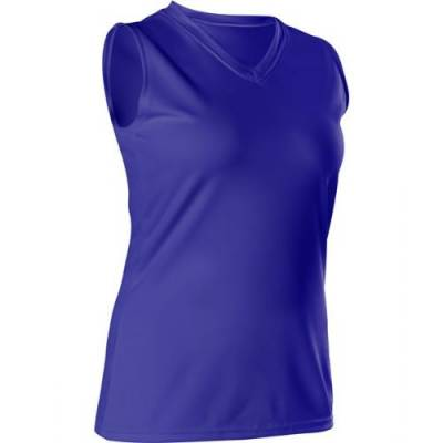 Alleson Girl's Sleeveless Multisport Jersey Main Image