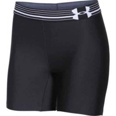 Under Armour® HeatGear® Armour Women's Compression Mid Shorts Main Image