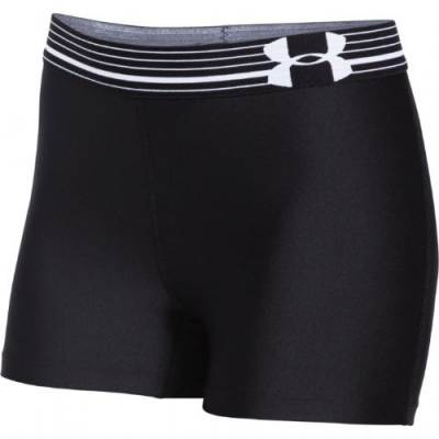Under Armour® HeatGear® Armour Women's Compression Shorts Main Image