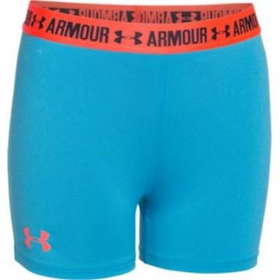 Under Armour® Girl's HeatGear