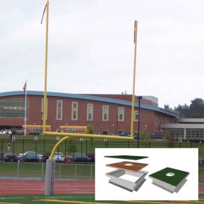 Aluminum Football Goalpost Accessories Main Image