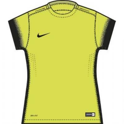 Nike Women's Laser PR III Short-Sleeve Soccer Jersey Main Image