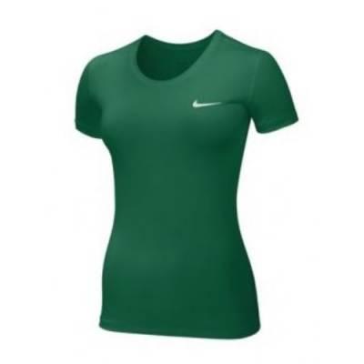 Nike Women's Pro Cool Short-Sleeve T-Shirt Main Image