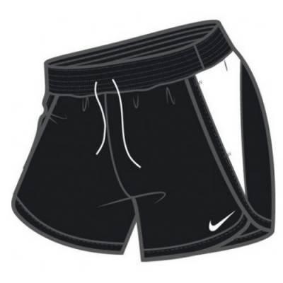 Nike Women's Infiknit Mid Short W/Pockets Main Image