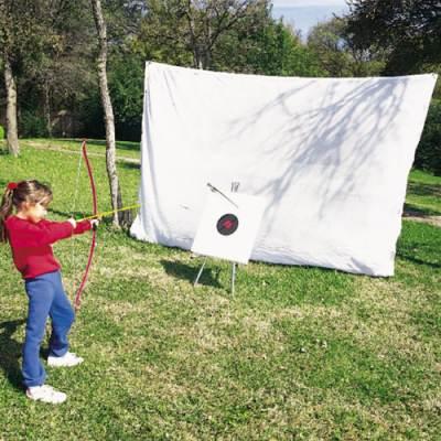 Pre-Cut Archery Netting Main Image